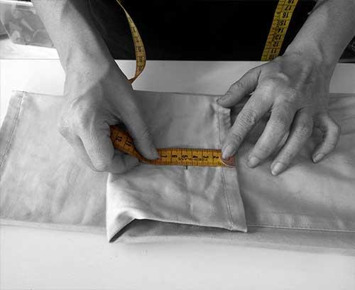 Prendas, arreglo y confección de ropa en Bilbao